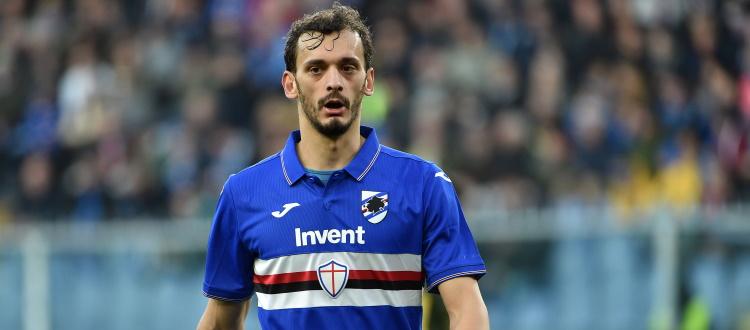 Anche Gabbiadini positivo al Coronavirus, la Sampdoria: