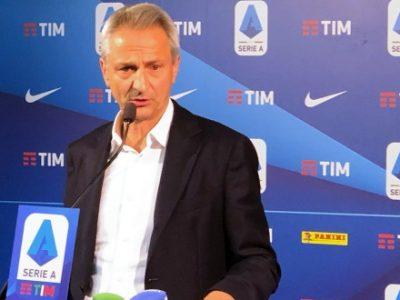 Lega Serie A: stimata una perdita di 720 milioni in caso di stop definitivo, chiesto l'aiuto del Governo