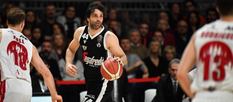 Basket e volley dicono stop: chiusi i campionati di A1 e A2 maschili e femminili. Addio sogno scudetto per la Virtus Bologna