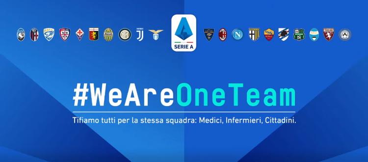Nota della Lega Serie A: