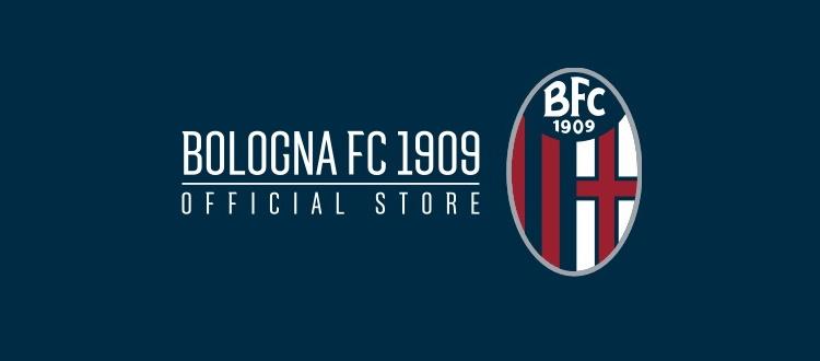 Bologna FC 1909 Official Store: dal 1° giugno nuovi orari di apertura