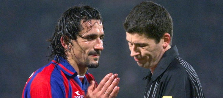 Stagione 1998-1999: Signori, Mazzone, il 3-0 alla Juventus e il sogno UEFA infranto da un rigore