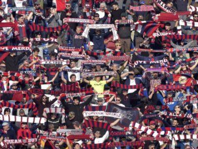 Anche la Andrea Costa firma il documento 'Stop Football. No Football Without Fans'. Si chiede il blocco del calcio fino alla riapertura degli stadi