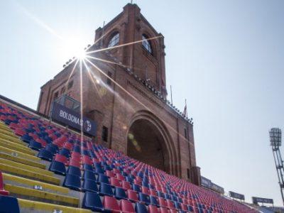 Siglato l'accordo tra Bologna Stadio e Credito Sportivo per il restyling del Dall'Ara