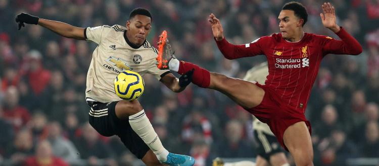 Johnson dice sì al calcio, da giugno la Premier League può ripartire