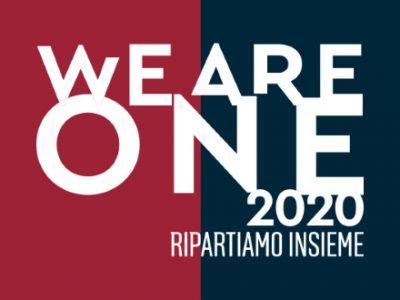 Il Bologna presenta la piattaforma solidale WeAreOne2020 - Ripartiamo Insieme