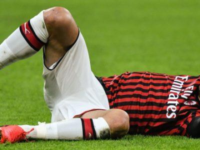 Ibrahimovic va k.o. in allenamento, si teme una brutta lesione al polpaccio
