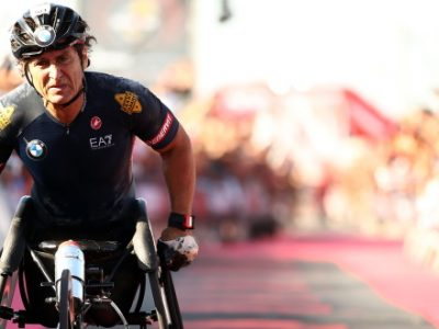 Terribile incidente in handbike per Alex Zanardi, le sue condizioni sono gravissime