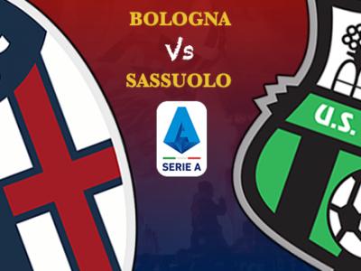 Bologna vs Sassuolo