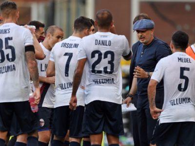 Sono 23 i convocati di Mihajlovic per la sfida al Cagliari, assenti Mbaye, Poli, Santander e Skov Olsen
