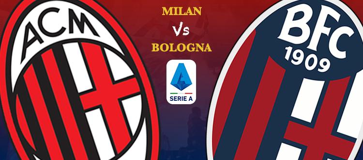 Milan vs Bologna