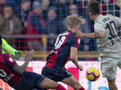 Il Bologna non batte la Juventus al Dall'Ara dal 29 novembre 1998, l'anno scorso una beffa firmata Dybala