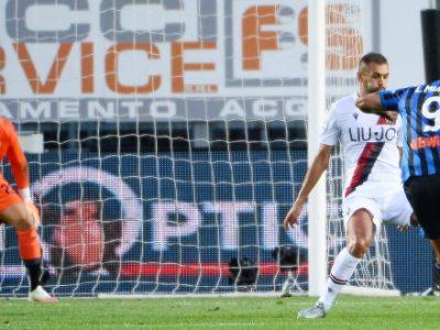 Un buon Bologna mette in difficoltà l'Atalanta ma viene punito da Muriel, a Bergamo vince la Dea 1-0