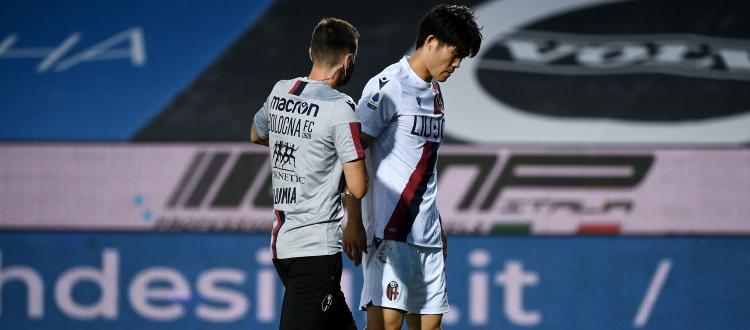 Stagione finita anche per Tomiyasu: lesione al bicipite femorale destro