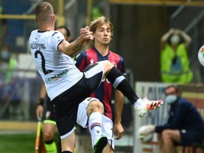 Esordio in Serie A e in maglia rossoblù per Ruffo Luci, 913° giocatore nella storia del Bologna