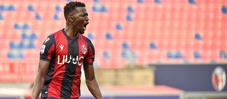 Un buon Bologna non riesce ad avere la meglio sul Cagliari: Simeone risponde a Barrow, 1-1 al Dall'Ara