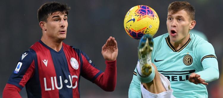 Seduta tattica con focus sui piazzati a due giorni da Inter-Bologna, prosegue il recupero dei quattro infortunati