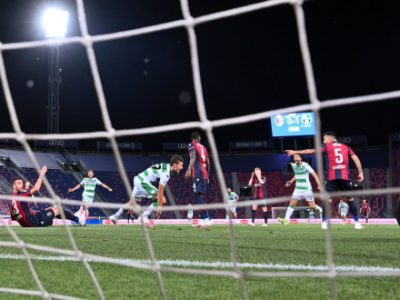 I gol subiti dal Bologna? Arrivano da lontano