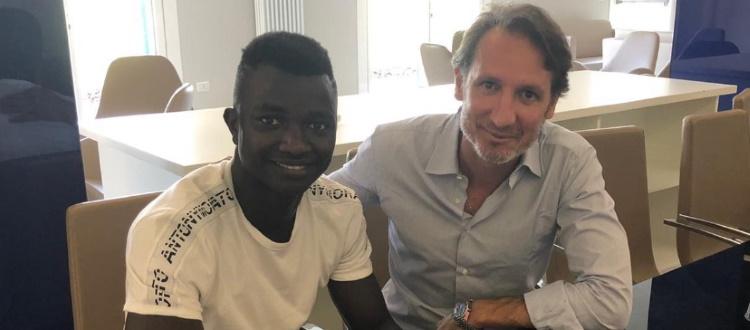 Ufficiale: Musa Juwara prolunga col Bologna fino al 2024