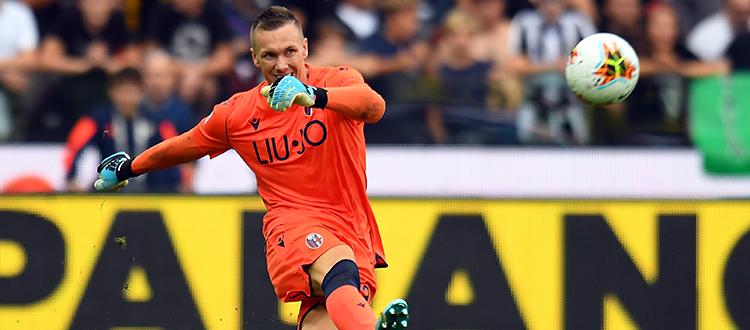 I numeri della stagione rossoblù 2019-2020: Skorupski assente solo in un'occasione, Barrow cannoniere con 9 gol, 5 gli esordi in Serie A