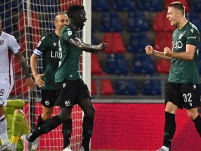 Bologna, 1-1 col Torino al Dall'Ara per salutare il campionato: Zaza risponde a Svanberg, rossoblù al 12° posto