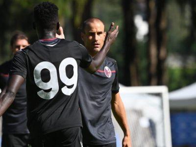 Barrow e Palacio sanno sempre come si fa, il Bologna saluta Pinzolo con un 2-0 alla Feralpisalò