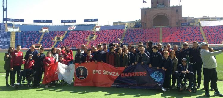 BFC Senza Barriere torna in campo, il responsabile Grassi: