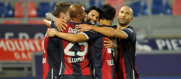 Mille di questi Bologna: serata di gala al Dall'Ara, Parma annientato 4-1 con super Soriano, Skov Olsen e Palacio
