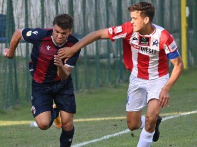 Il Bologna Primavera si complica la vita ma reagisce alla grande: Vicenza piegato 4-2 ai rigori, rossoblù avanti in TIM Cup