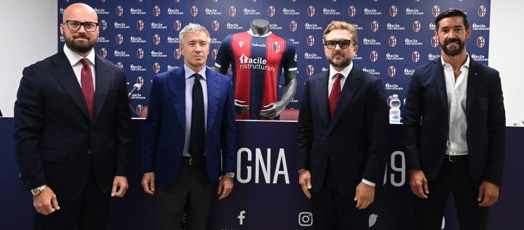 onsor del Bologna per la stagione 2020/21, sulla maglia ci saranno anche Selenella, Illumia e Scala