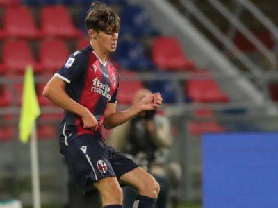 Esordio in Serie A e in maglia rossoblù per Hickey, 917° giocatore nella storia del Bologna