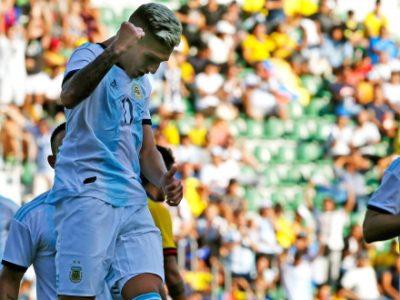 Dominguez convocato dall'Argentina per i match di ottobre contro Ecuador e Bolivia