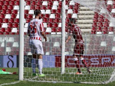 Sarà la Reggina a sfidare il Bologna in Coppa Italia, amaranto vittoriosi 1-0 sul Teramo