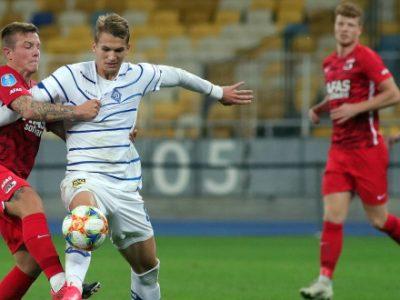 La Dinamo Kiev piega 2-0 l'AZ Alkmaar e accede agli spareggi di Champions League, 74 minuti per Supryaga