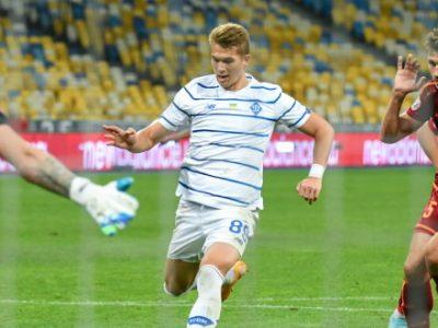 Supryaga a segno nel 3-1 della Dinamo Kiev contro il Lviv, ora per gli ucraini il doppio spareggio Champions col Gent