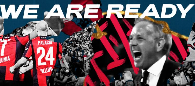We Are Ready, We Are One: il Bologna approccia la nuova stagione a ritmo di hip hop