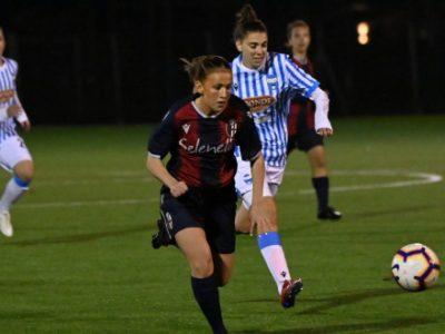 Bologna Femminile inarrestabile anche in Coppa Italia: 3-0 alla Spal con show di Magnusson