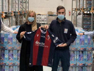Bologna e Scala, nuova donazione di prodotti alle onlus Arca della Misericordia e Case Zanardi