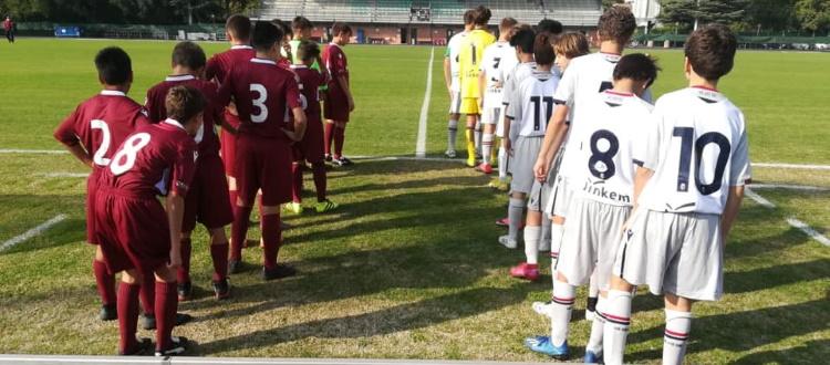 Pareggio 3-3 contro la Lazio per il Bologna Under 15, l'Under 14 impatta 1-1 con la Reggiana