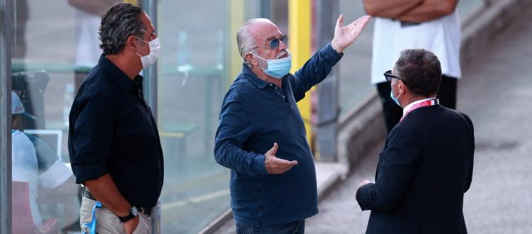 L'ASL Napoli 2 Nord non ha vietato la partenza degli azzurri, la Lega Serie A conferma la gara contro la Juventus per domani sera
