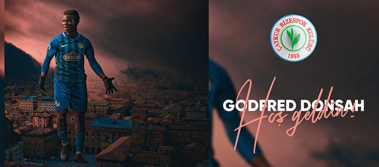 Ufficiale: Godfred Donsah al Rizespor