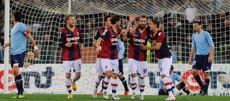 Bologna senza vittoria sul campo della Lazio dal 2012, l'ultimo punto conquistato all'Olimpico è del 2019