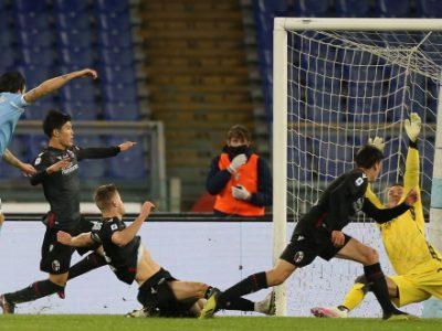Lazio-Bologna 2-1: il Tosco l'ha vista così...