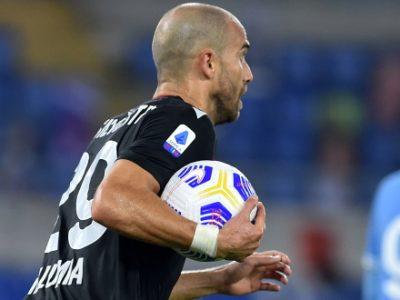 Primo gol in maglia rossoblù per De Silvestri, 479° marcatore nella storia del Bologna