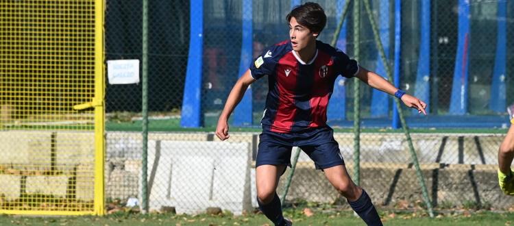 Mattia Pagliuca convocato dall'Italia Under 19 per uno stage a Novarello