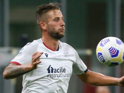 Nota del Bologna sulle condizioni di Mitchell Dijks:
