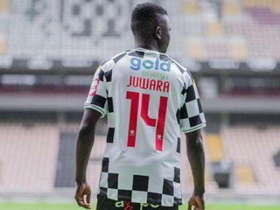 Juwara al Boavista in prestito con diritto di riscatto: