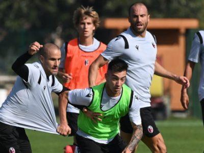 Partitella d'allenamento con la Primavera, martedì la ripresa verso Bologna-Sassuolo