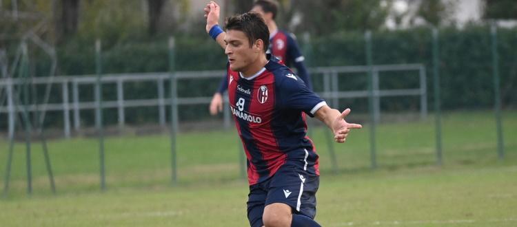 Il Bologna Primavera rialza subito la testa: Genoa sconfitto a domicilio 2-1 con Rabbi e Rocchi