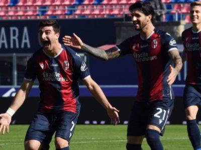 Bologna a due facce, dall'euforia alla bastonata. Soriano, Palacio e Svanberg i migliori, fase difensiva da panico nell'ultima mezzora